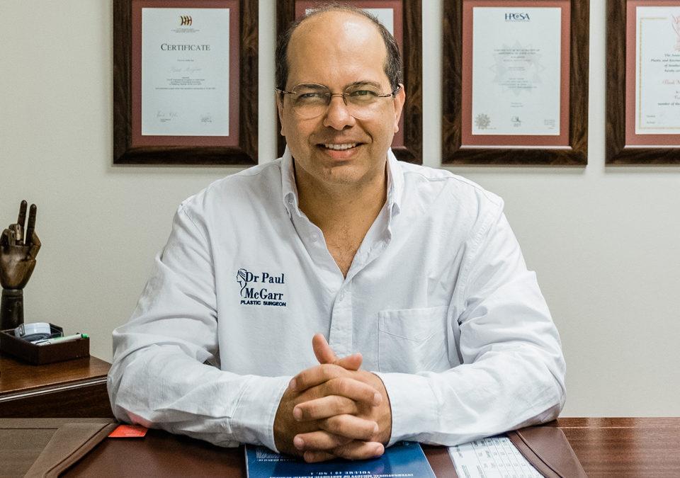 Dr Paul McGarr Durban