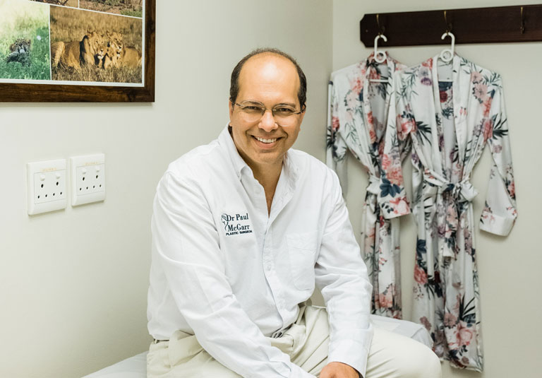 Dr Paul McGarr Plastic Surgeon Durban